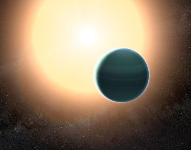 系外惑星の大気の多様性を示す「ウォーム・ネプチューン」