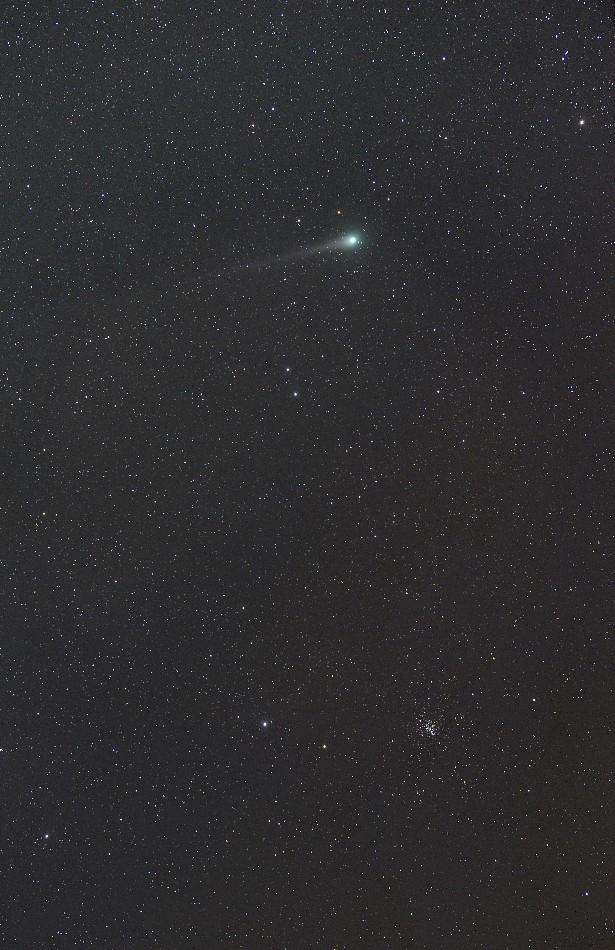 ルーリン(鹿林)彗星(C/2007 N3)ギャラリー(No. 19)