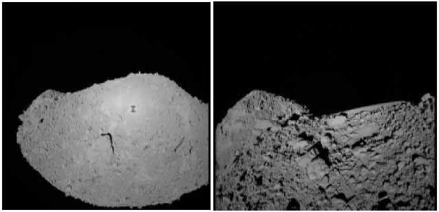 itokawa asteroid surface - photo #19