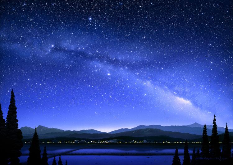 新潟県神林村が、小惑星の名前 ... : 日本の山地 : 日本