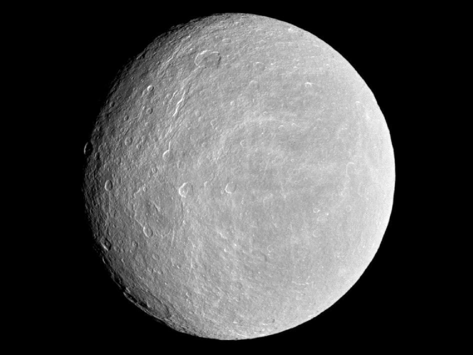 カッシーニがとらえた土星の ... : 2014年 月齢 : すべての講義