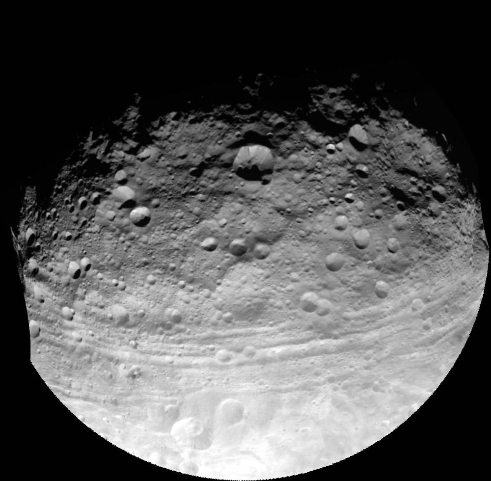 小惑星探査機「ドーン」によるベ...