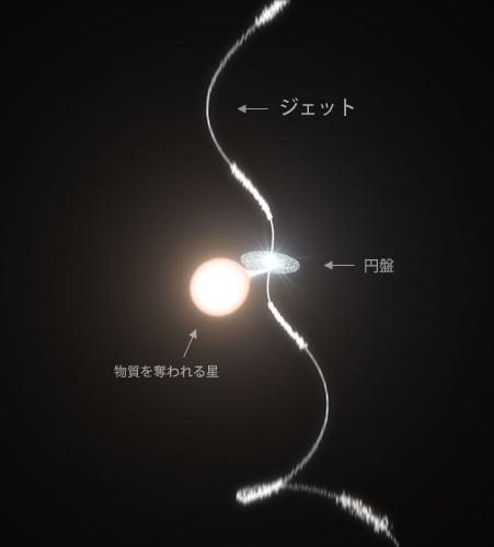星を見る・宇宙を知る・天文を楽しむ AstroArts天文ニュース星のペアが織りなす星雲のS字リボン