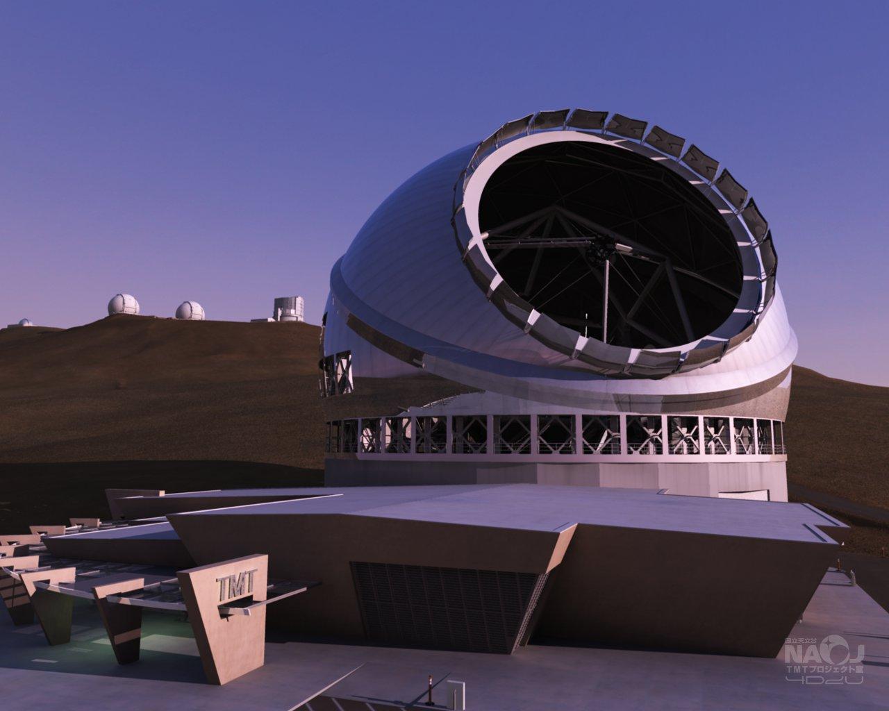 次世代超大型望遠鏡「TMT」建設...