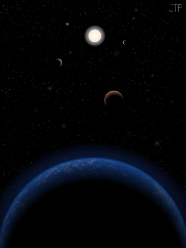 ハビタブルゾーン - Circumstellar habitable zone