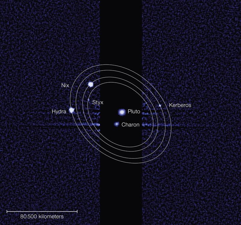冥王星の衛星に「ケルベロス」「...