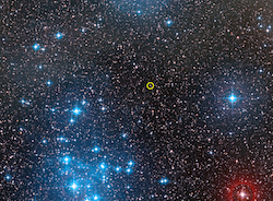 ほ座の恒星の一覧