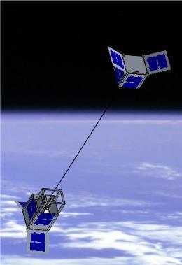 宇宙エレベーターやデブリ対策の技術実証、小型衛星を選定 ...