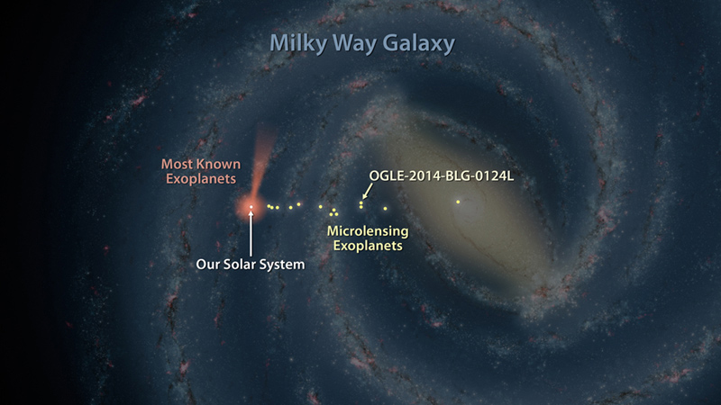 1万3000光年彼方の系外惑星 - ア...