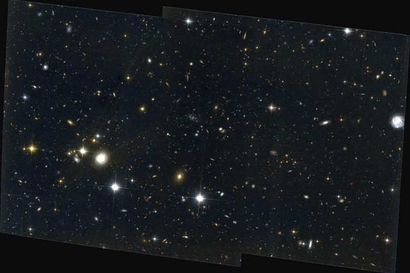 うみへび座銀河団