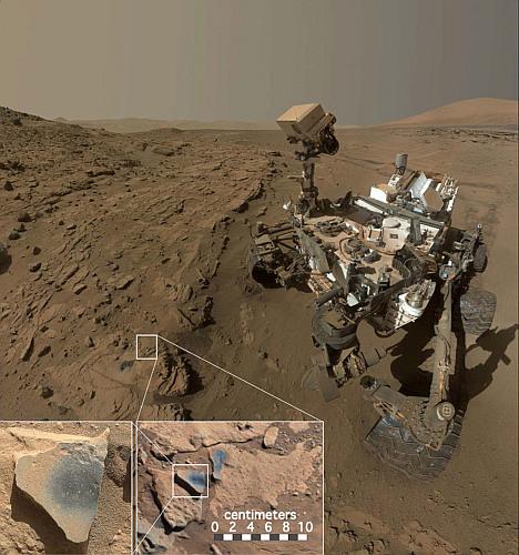 大気 火星