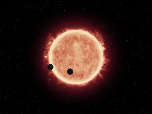 地球サイズの系外惑星の大気を初...