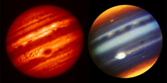 9a52da61790de 木星探査機「ジュノー」11日に大赤斑上空を飛行、「すばる」などが支援 ...
