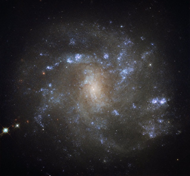 やまねこ座に潜む、天の川銀河に...