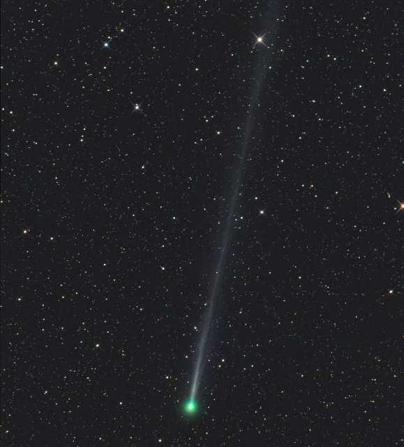 奇妙な木星族彗星、本田・ムルコ...