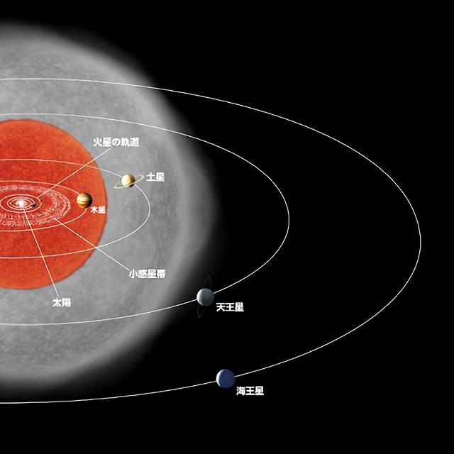 赤色超巨星に予想外の強力な磁場...