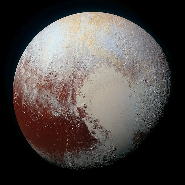 冥王星の大気崩壊が急速に進行 - アストロアーツ