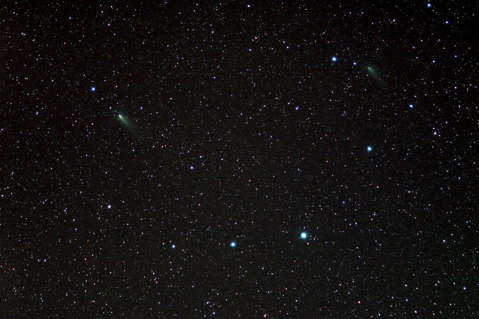 シュワスマン・ワハマン第3彗星...