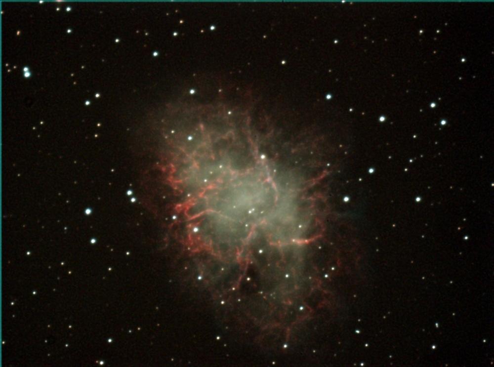 かに星雲、ふくろう星雲