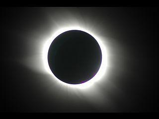 2008年8月1日の日食
