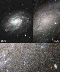 星を見る・宇宙を知る・天文を楽しむ AstroArts天文ニュースハッブル宇宙望遠鏡が見事に捉えた、宇宙の砂粒