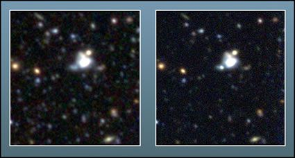 Ia型超新星にも2つの型が存在?