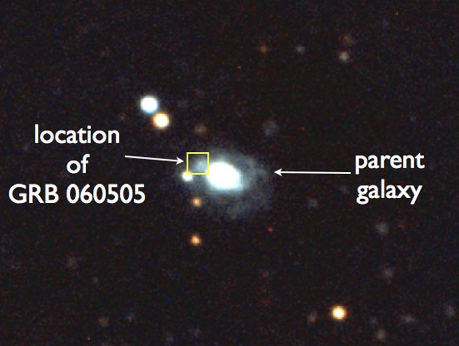 GRB 060614