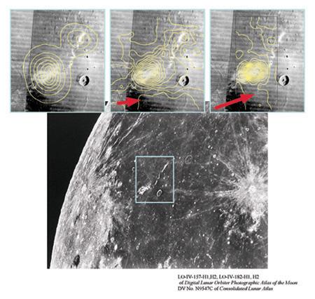 かぐや」、月の磁場異常や地層構...