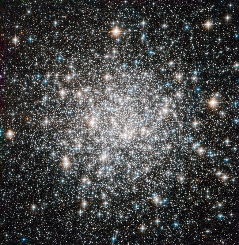 100億年の時を経た球状星団M68の...