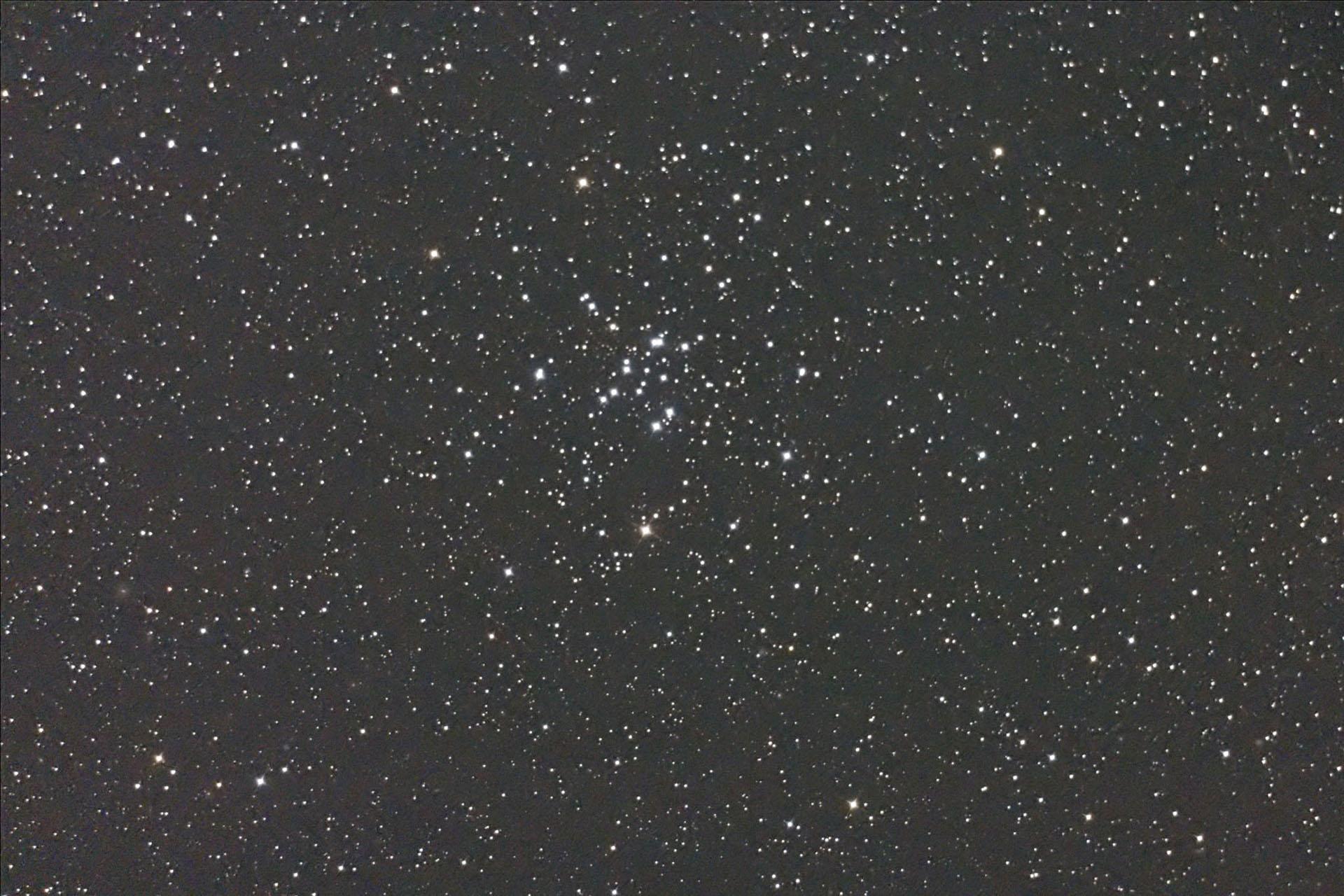 41519: M34 ペルセウス座の散開...