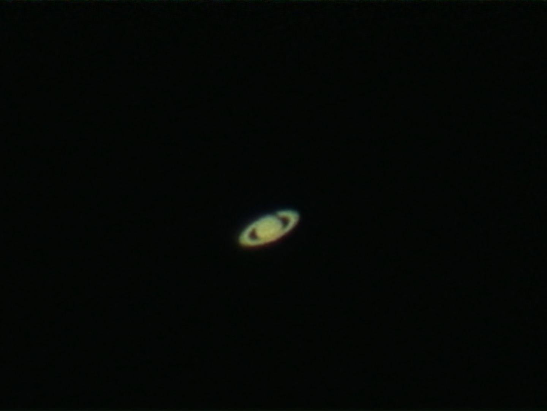 19059 初心者用望遠鏡で撮る土星 By あきら 天体写真ギャラリー