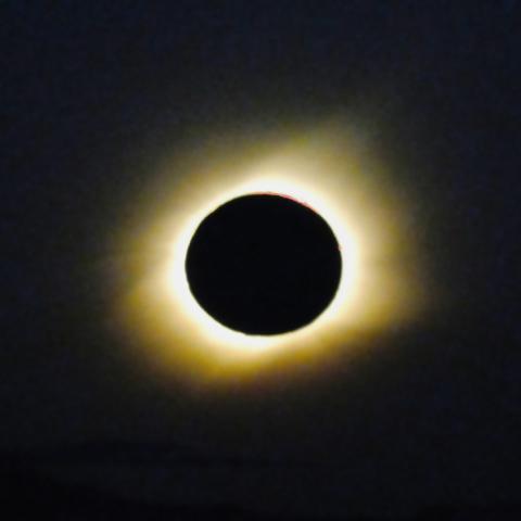 2010年7月11日の日食