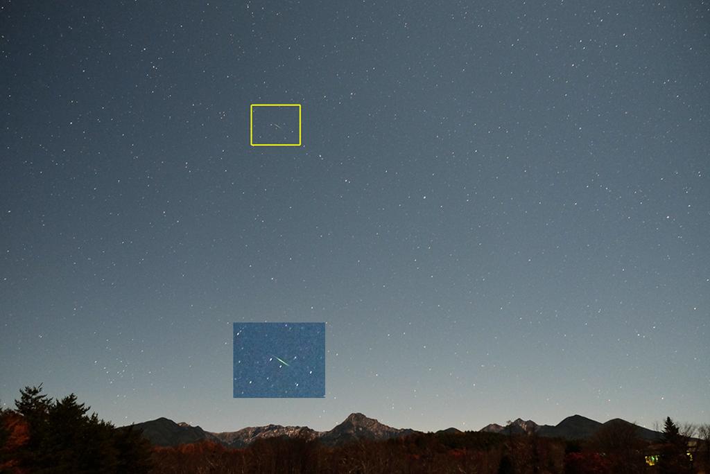 35933: しし座流星群 by 和光 久...