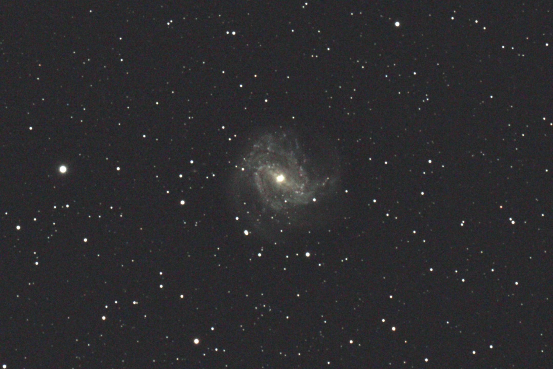 62779: M83(うみへび座棒渦巻銀河) by m2 - 天体写真ギャラリー