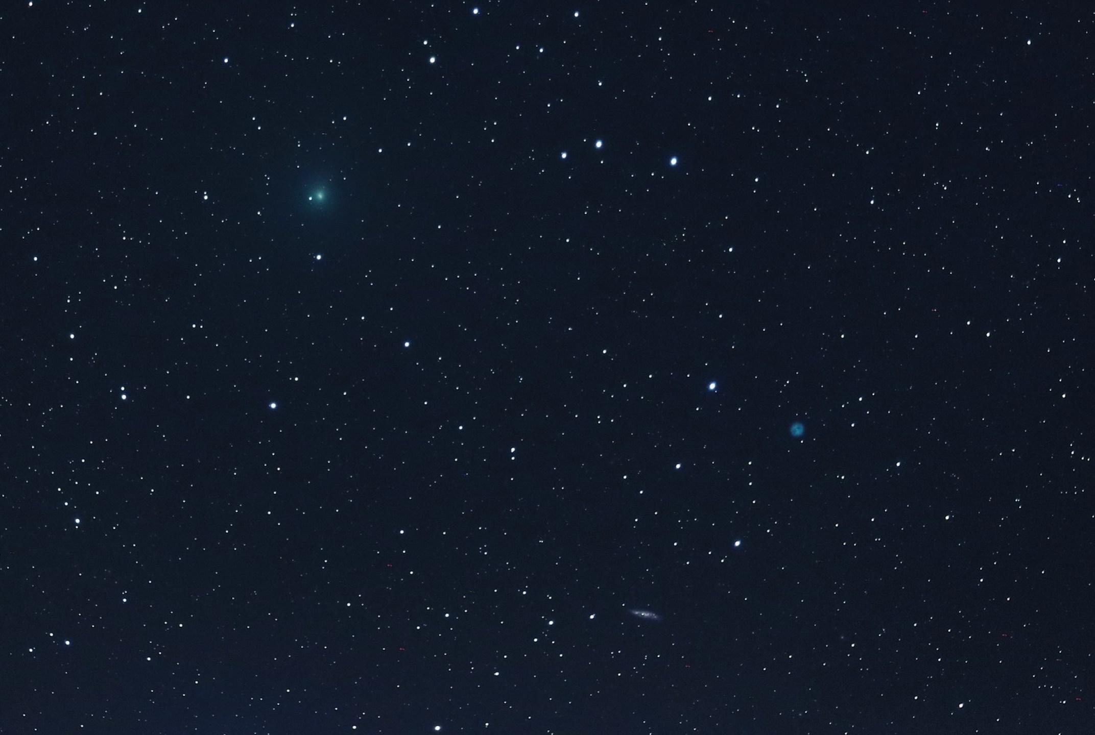 38788: ふくろう星雲と41P by jf...