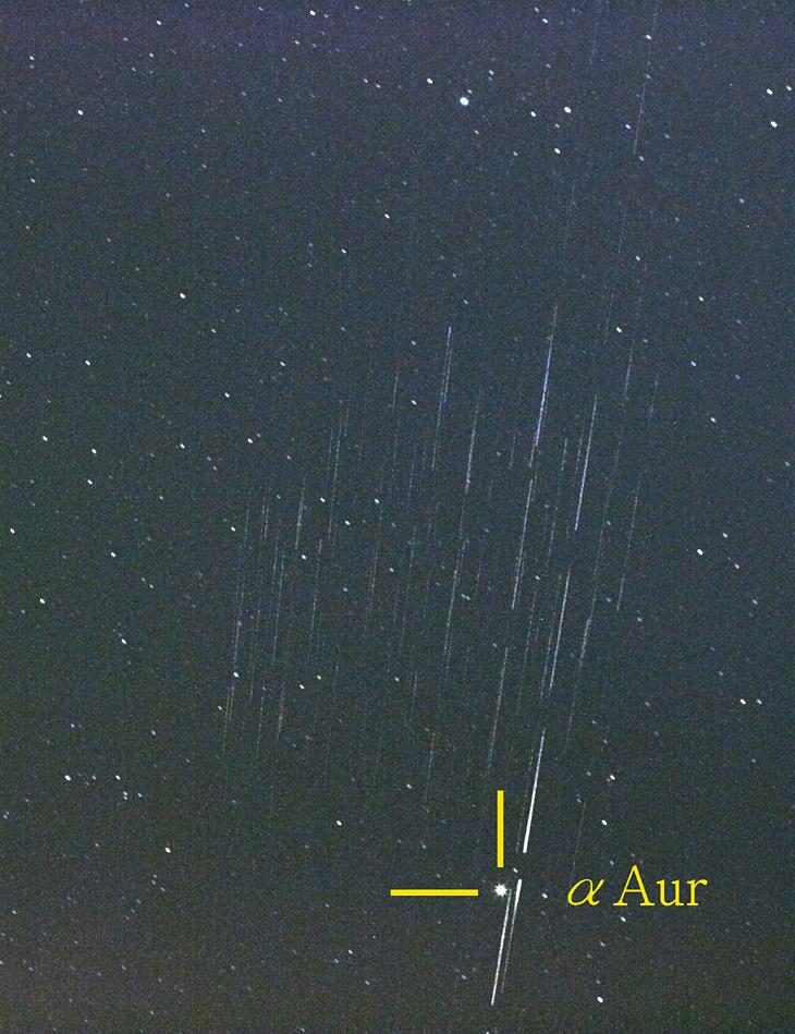 61760: スターリンク衛星群 by サザンクロス - 天体写真ギャラリー