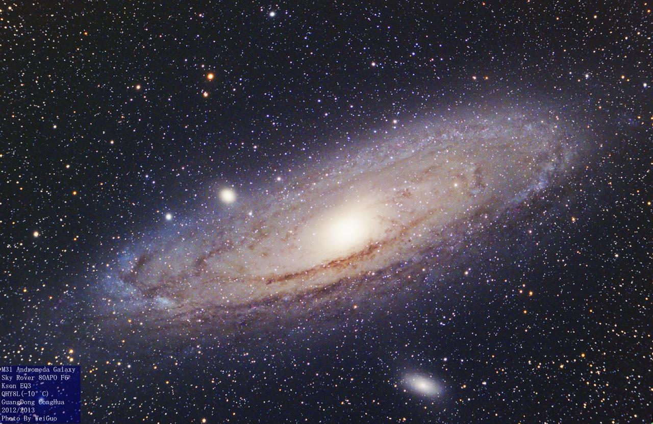 15489: アンドロメダ座大銀河 M3...