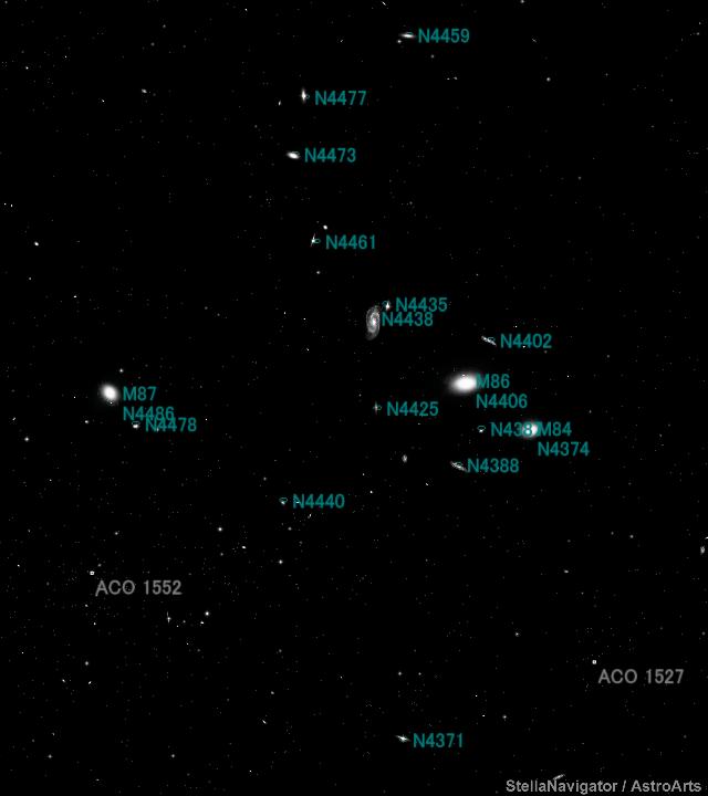 豊富な天体データ - クイックツ...