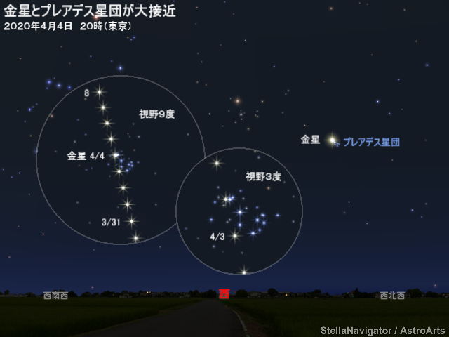 今日 午前 3 時に 最も 月 に 接近 し て 見え た 星 は