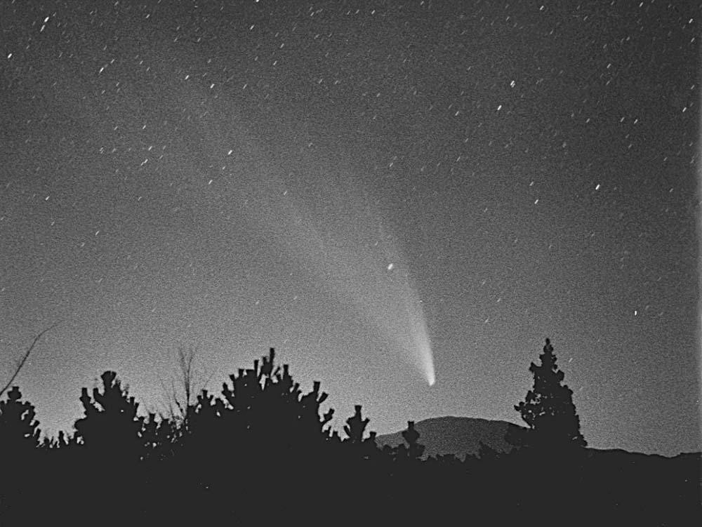 ウェスト彗星(1976年) C/1975 V1